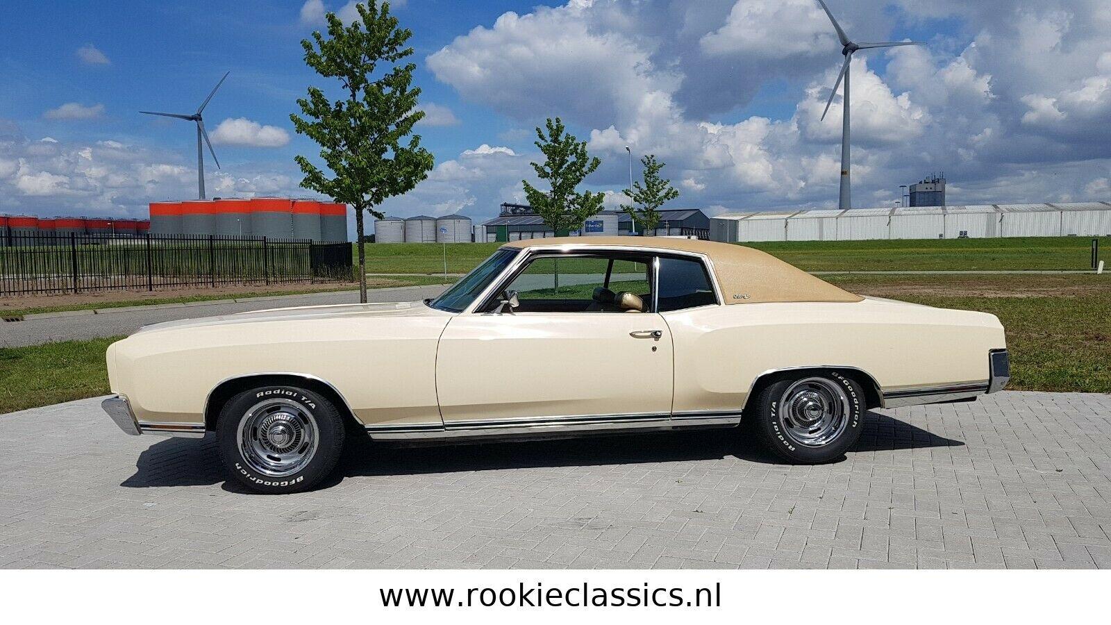 Chevrolet 1970 Monte Carlo